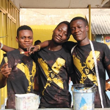 Auszubildende Ghana | Photo © Opportunity International Deutschland