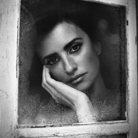 Vincent Peters   Penélope Cruz from the book Personal, Madrid, 2015   Photo © Vincent Peters