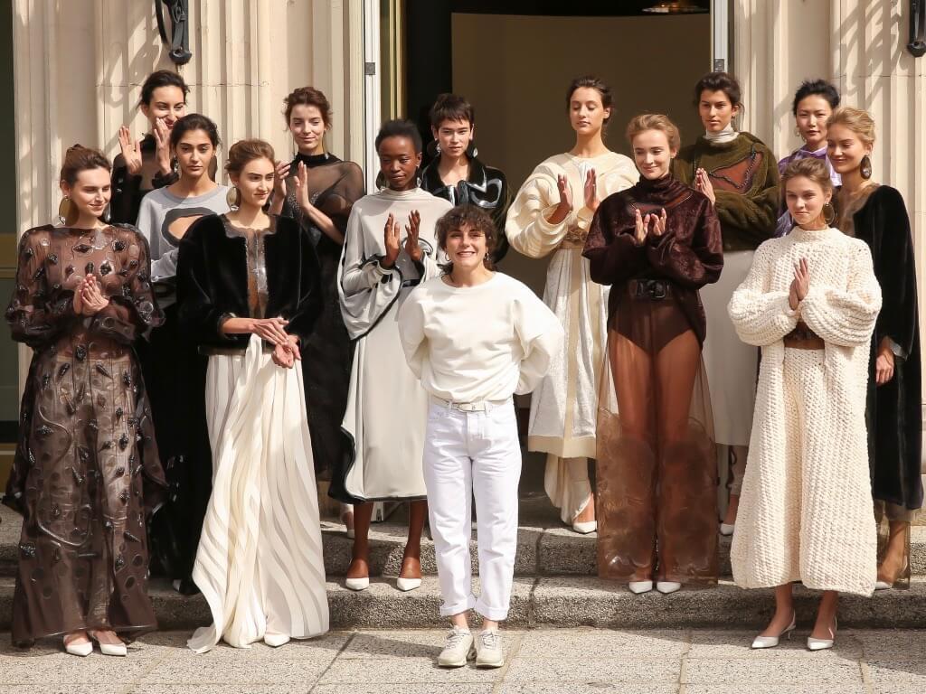 MBFWB S/S 2018 | VANESSA SCHINDLER Show | Photos © Mercedes-Benz Fashion