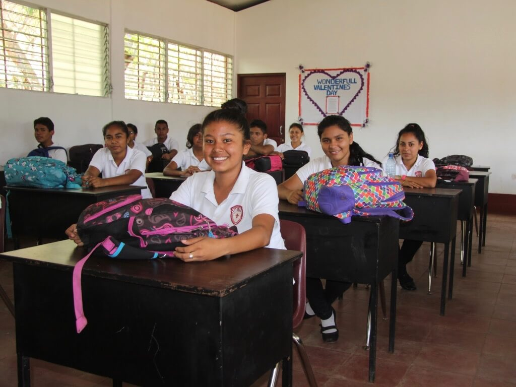 Emprendedora Highschool Nicaragua | Photo © Opportunity International