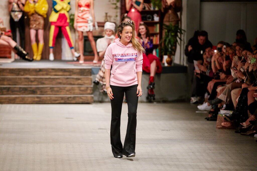 Berlin Fashion Week A/W 19 | MARINA HOERMANSEDER Show | Photo © Stefan Kraul