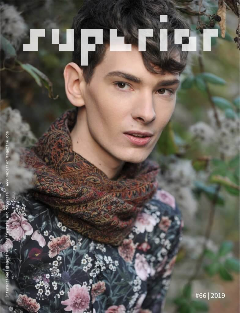 Superior Magazine # 66 | Cover by Arno Ende