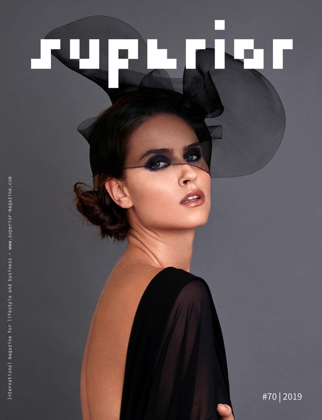 Superior Magazine # 70 | Cover by Bea von Winterfeldt-Heuser