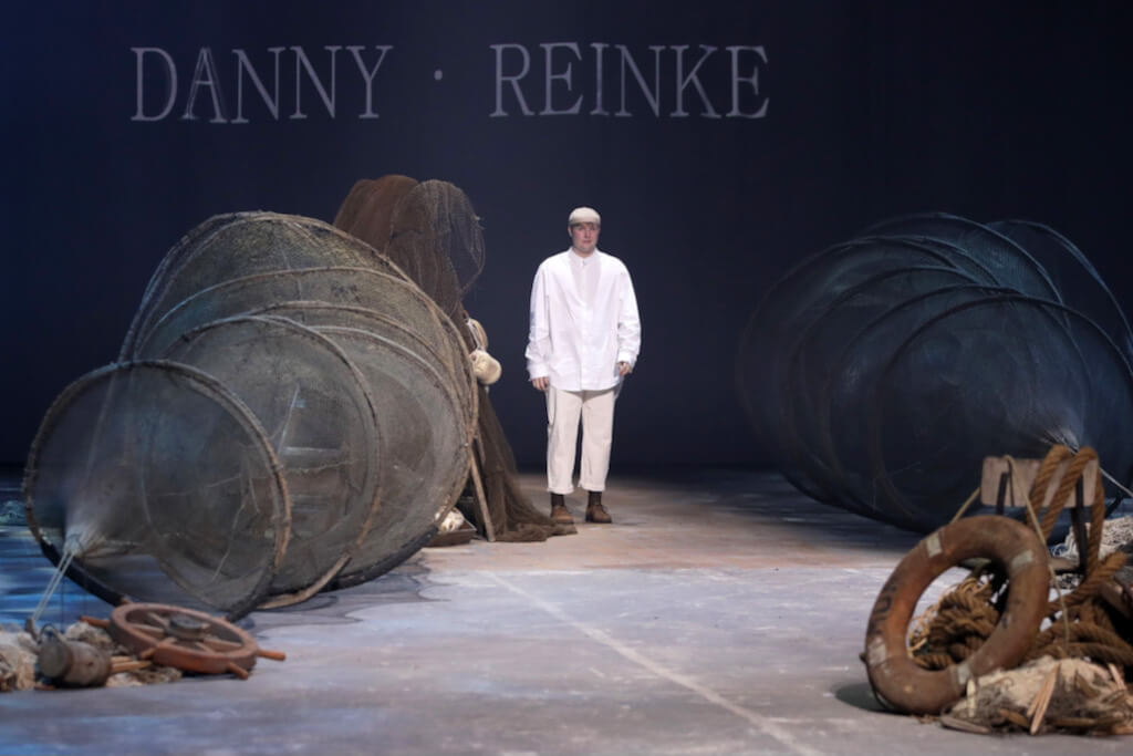 Mercedes-Benz Fashion Week Berlin A/W 21 | DANNY REINKE Show | Photo © Andreas Rentz/Getty Images for MBFW
